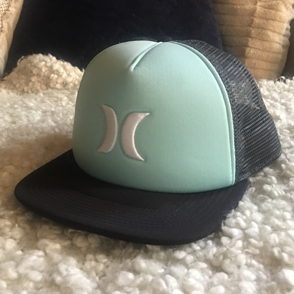 1792ecd6 Hurley Accessories | Graymint Trucker Hat | Poshmark